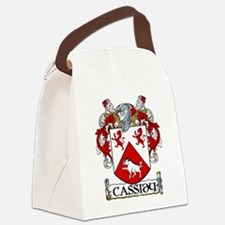 Cassidy Coat of Arms Canvas Lunch Bag