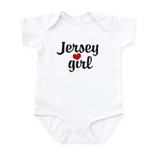 Jersey Girl Infant Creeper