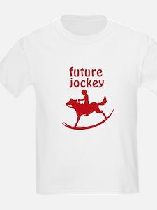 Future Jockey (red) T-Shirt