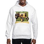 Just a Scratch Hooded Sweatshirt