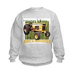 Just a Scratch Kids Sweatshirt