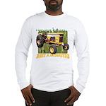Just a Scratch Long Sleeve T-Shirt