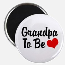 Grandpa To Be Magnet
