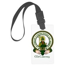 McCartney Clan Motto Luggage Tag