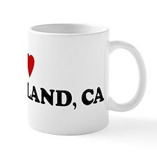 I Love SUMMERLAND Mug