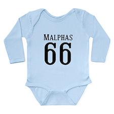 St. Richards Logo Long Sleeve Infant Bodysuit