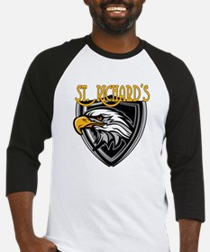 St. Richards Logo Baseball Jersey