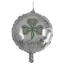 McCarthey Shamrock Balloon