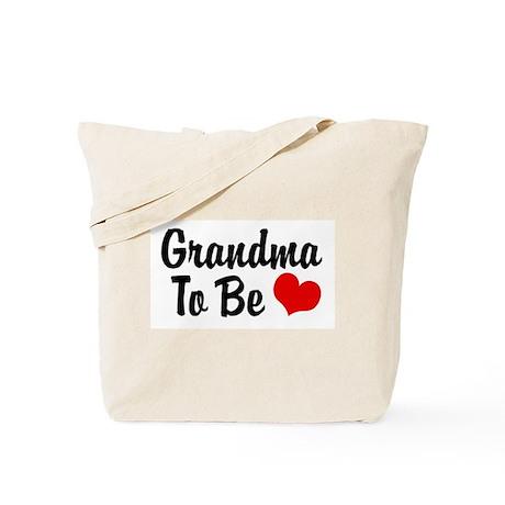 Grandma To Be Tote Bag