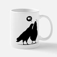 Love me now - Two Valentine Birds 2 Mug