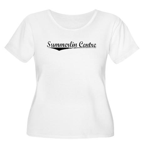 Summerlin Centre, Vintage Women's Plus Size Scoop