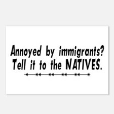 Tell It To The Natives Postcards (Package of 8)