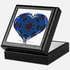 Big Heart Balance Keepsake Box