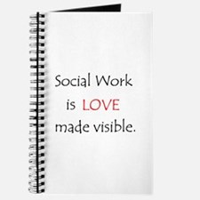 Social Work is Love Journal