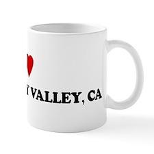 I Love STRAWBERRY VALLEY Mug