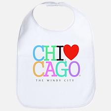 Chicago The Windy City Classic Rainbo Colors Lrg B