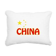 China Rectangular Canvas Pillow