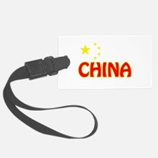 China Luggage Tag
