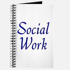 Social Work (blue) Journal