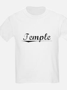 Temple, Vintage T-Shirt