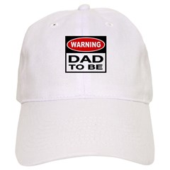 Dad To Be Baseball Cap