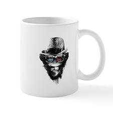 3-D Hipster Monkey Mug