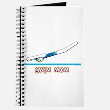 Swim Mom (girl) Journal