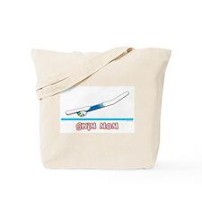 Swim Mom (girl) Tote Bag