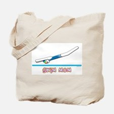 Swim Mom (girl) Tote Bag