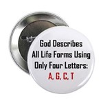 God Describes All Life Using A, G, C, T 2.25
