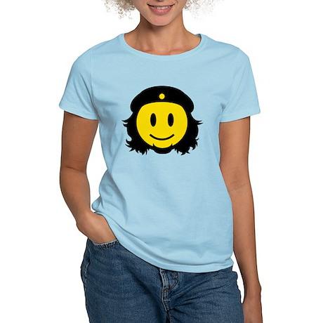 Che Smiley Icon Women's Light T-Shirt