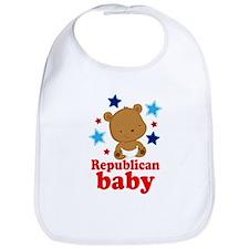 Republican Baby 2012 Bib