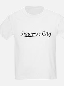 Traverse City, Vintage T-Shirt
