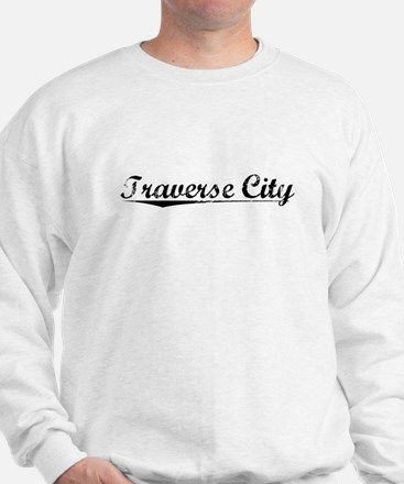 Traverse City, Vintage Sweatshirt