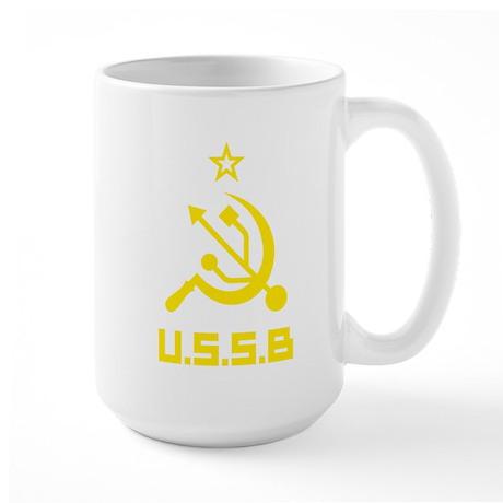 USSB - CCCP Plug and play Large Mug