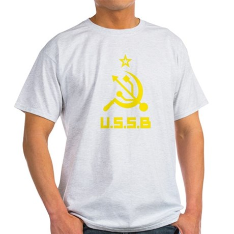 USSB - CCCP Plug and play Light T-Shirt