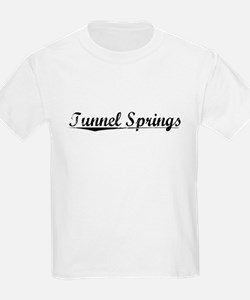Tunnel Springs, Vintage T-Shirt
