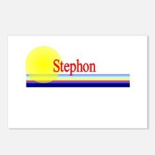 Stephon Postcards (Package of 8)