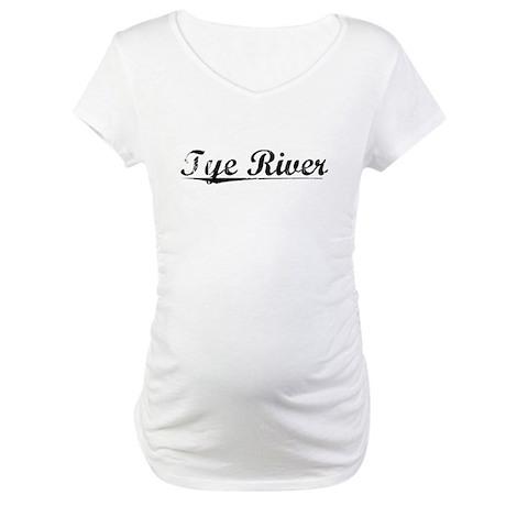 Tye River, Vintage Maternity T-Shirt