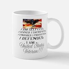 THE VETERAN!!!! Mug