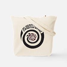 Unique Twists Tote Bag