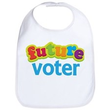 Future Voter Bib