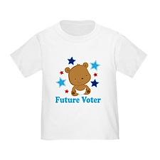 Future Voter Bear T