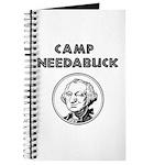 Camp Needabuck George Journal