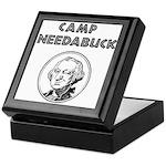 Camp Needabuck George Keepsake Box