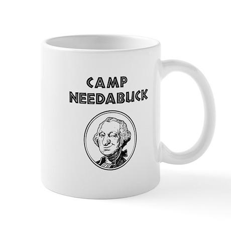 Camp Needabuck George Mug