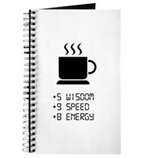 Coffee Power Up Journal
