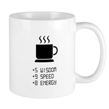 Coffee Power Up Small Mug