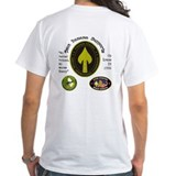 Socom Mens Classic White T-Shirts
