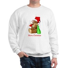 Santa Bear Sweatshirt
